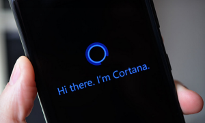 Cortana smartphone